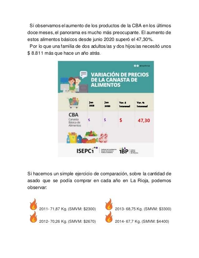 Los precios de junio en La Rioja  Slide 2