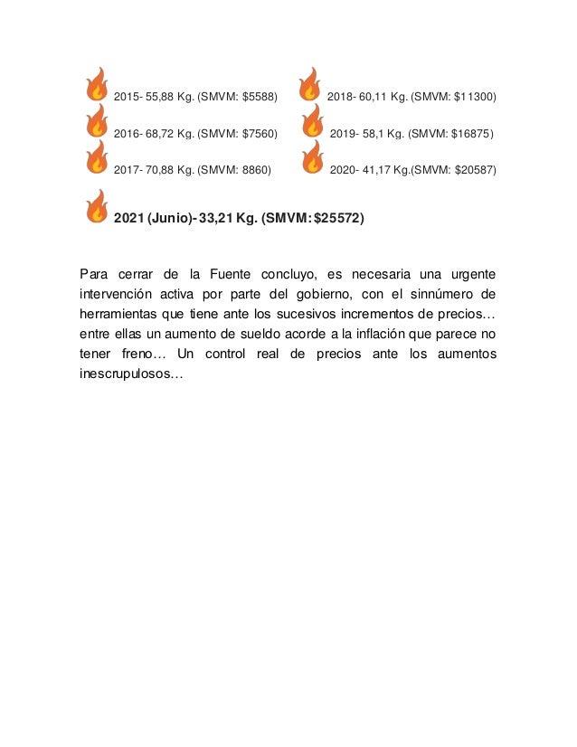 Los precios de junio en La Rioja  Slide 3