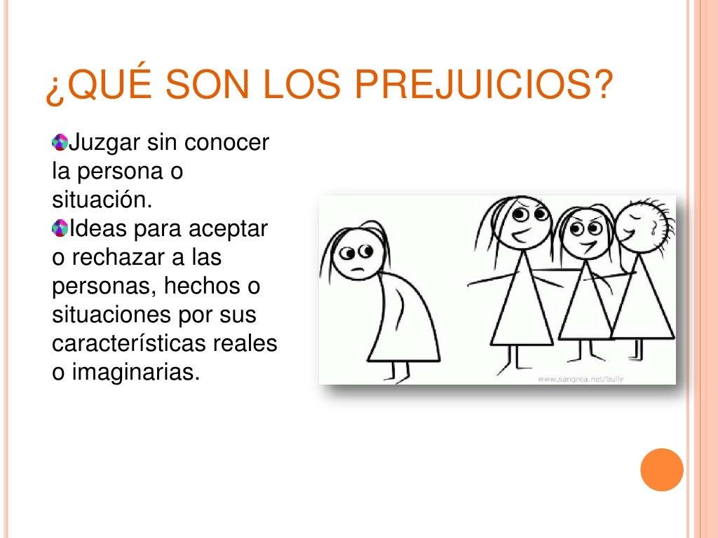 Q Son Los Lemures Los prejuicios