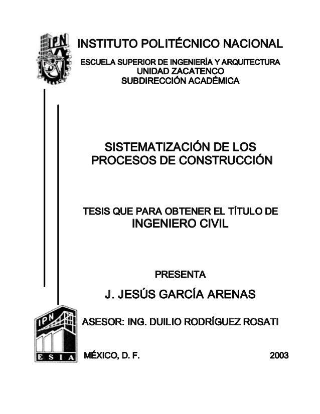 INSTITUTOPOLITÉCNICONACIONAL ESCUELASUPERIORDEINGENIERÍAYARQUITECTURA UNIDADZACATENCO SUBDIRECCIÓNACADÉMICA S...