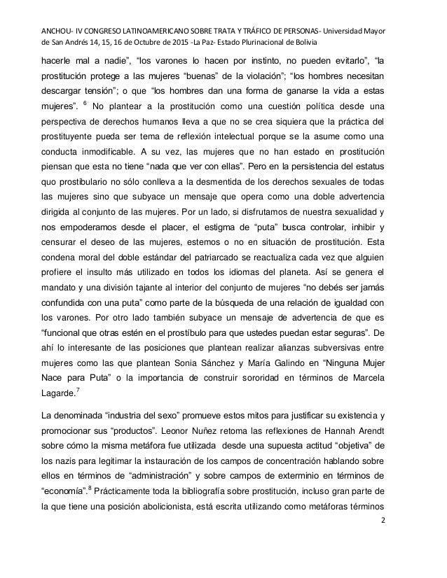 hombres buscan mujeres la paz bolivia