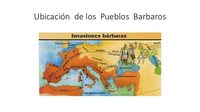 Los Pueblo Barbaros