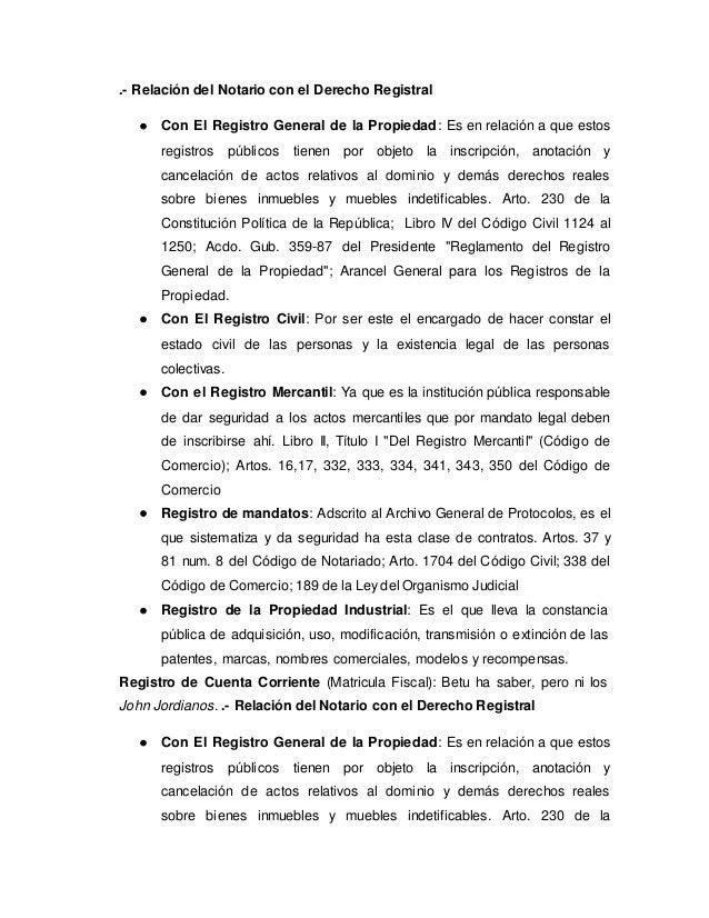 Los registros en guatemala - Registro mercantil de bienes muebles ...