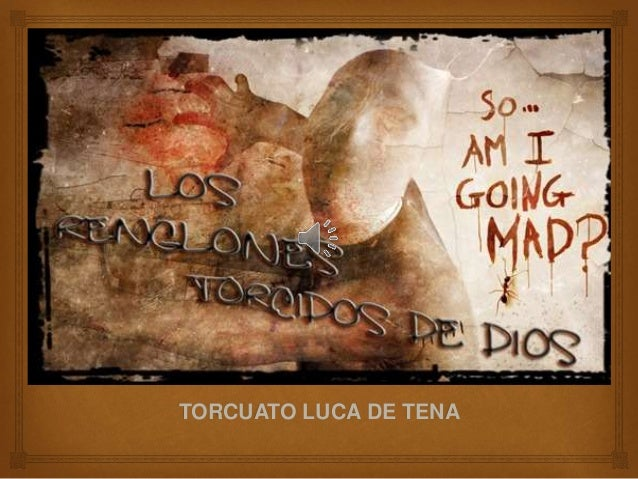TORCUATO LUCA DE TENA