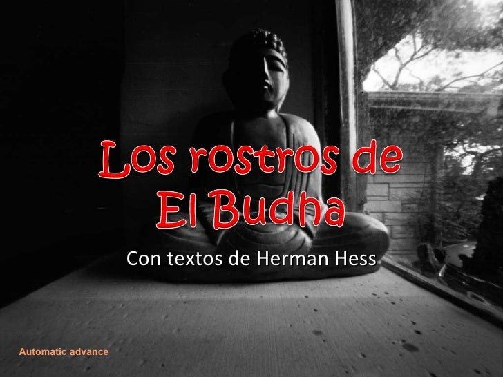 Con textos de Herman Hess Automatic advance