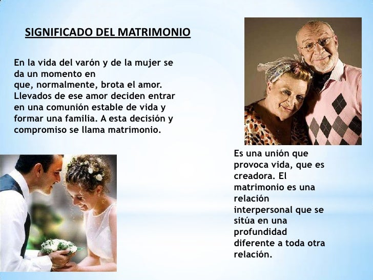 Union Matrimonio Catolico : Los sacramentos º b
