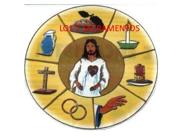 LOS 7 SACRAMENTOS