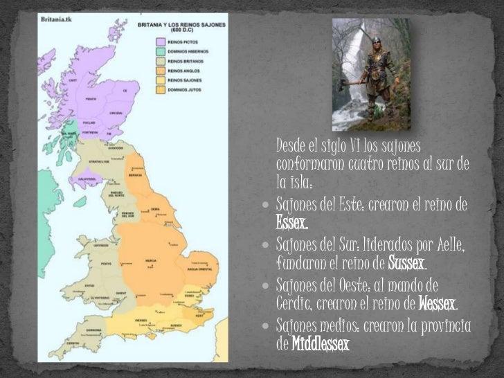 Los sajones se resistieron a ser incorporados a la órbita delreino franco por Carlomagno acontinuación de las campañas    ...