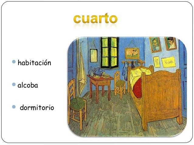 Sinónimo de Dormitorio  Sinónimos Online