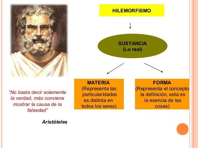 Teoría del acto y la potencia (explicación del movimiento) FORMA MATERIA ACTO POTENCIA MOVIMIENTO