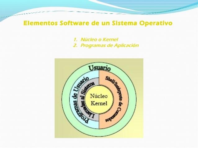 En informática, el núcleo (también conocido en español con el anglicismo kernel, de la raíz germánica Kern) es la parte fu...