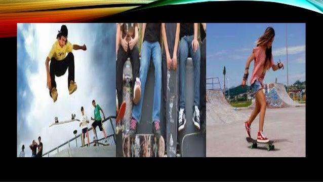 Los skaters;)xd