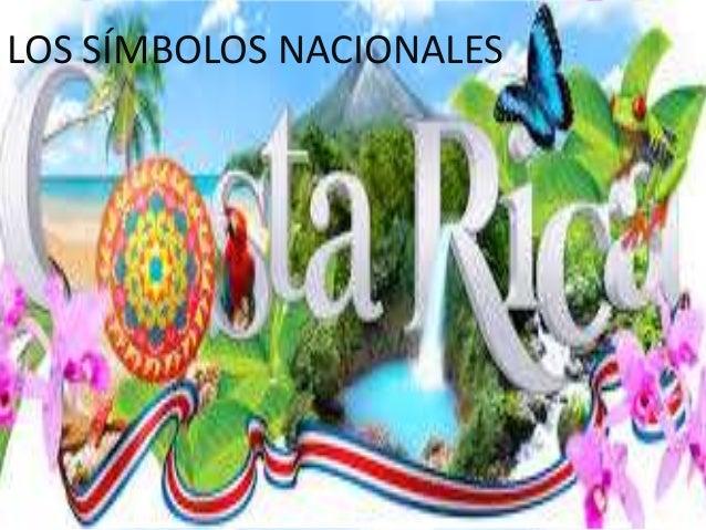 LOS SÍMBOLOS NACIONALES