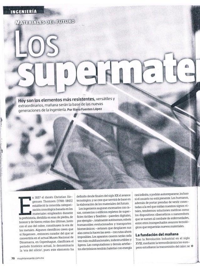 Los supermateriales