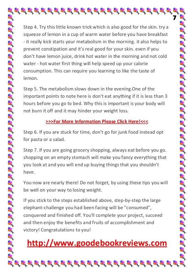 A high-carb weight loss diet plan image 2