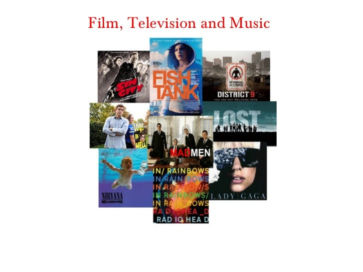 Film, Television and Music