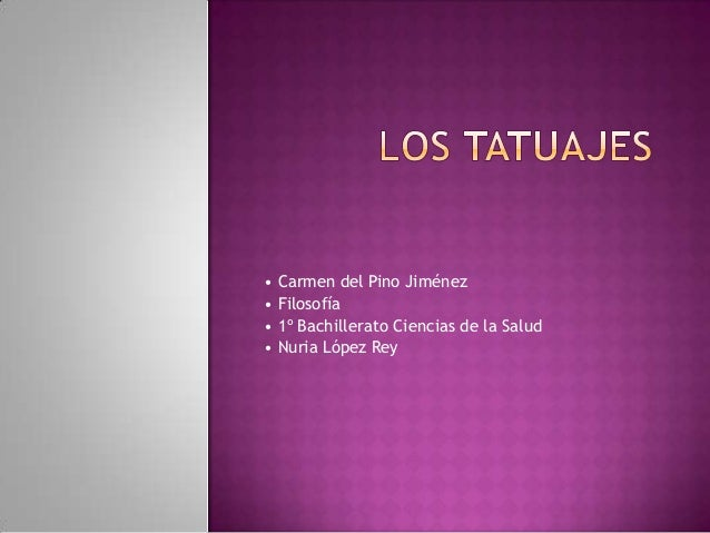 • Carmen del Pino Jiménez • Filosofía • 1º Bachillerato Ciencias de la Salud • Nuria López Rey