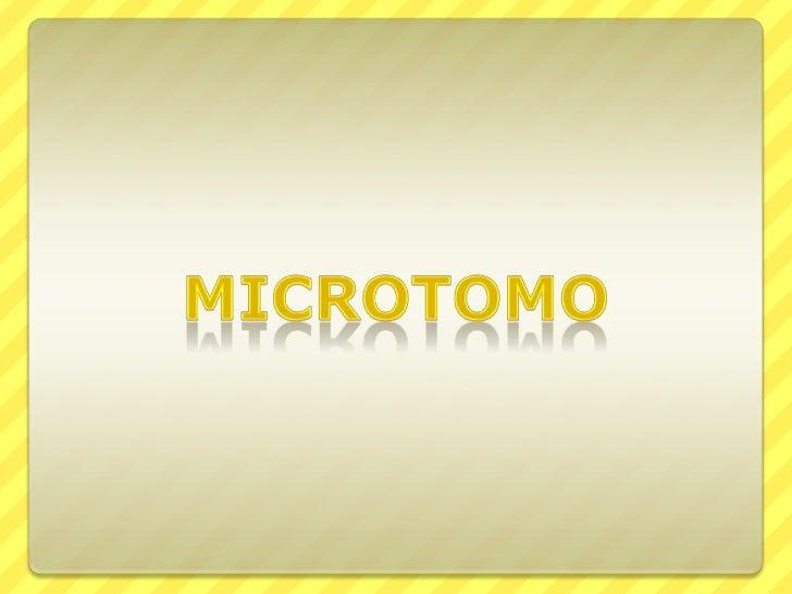 microtomo<br />