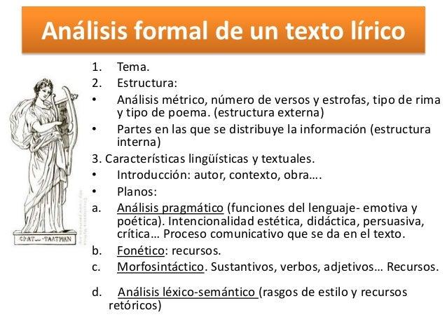 Los Textos Literarios Tema 10