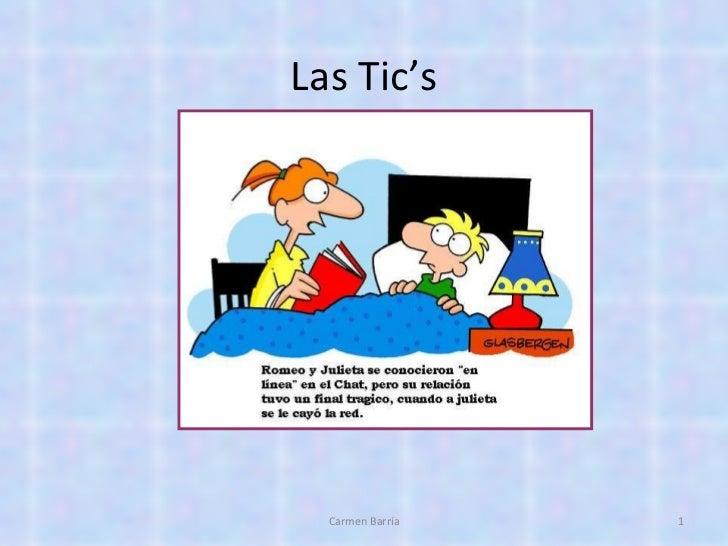 Las Tic's