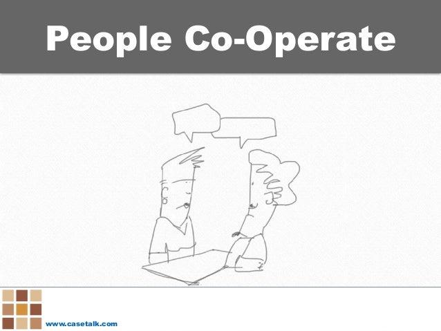 www.casetalk.com People Co-Operate
