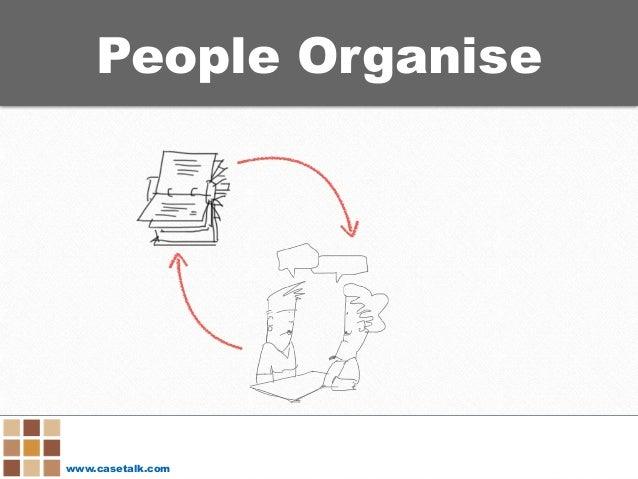 www.casetalk.com People Organise