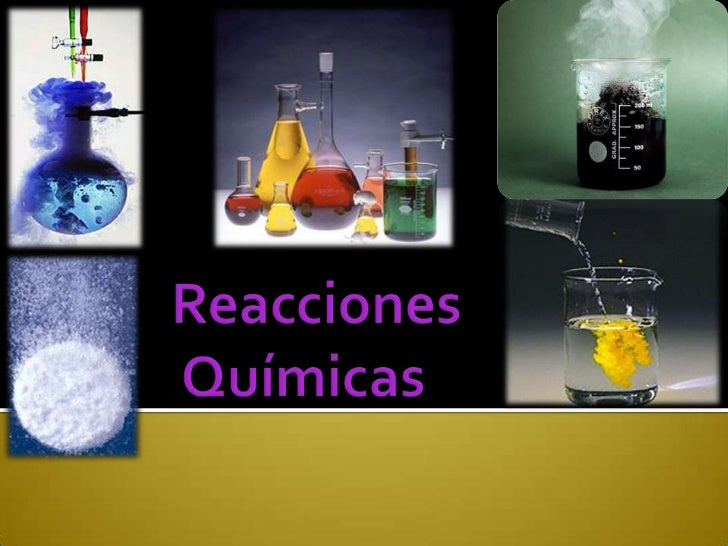   En este tipo de reacción, se combinan dos o    más sustancias que pueden ser elementos o    compuestos para formar un ...