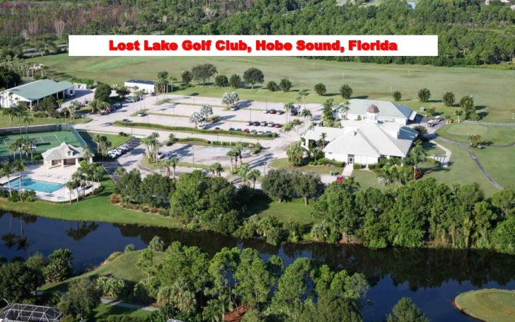 Lost Lake Golf Club, Hobe Sound, Florida<br />