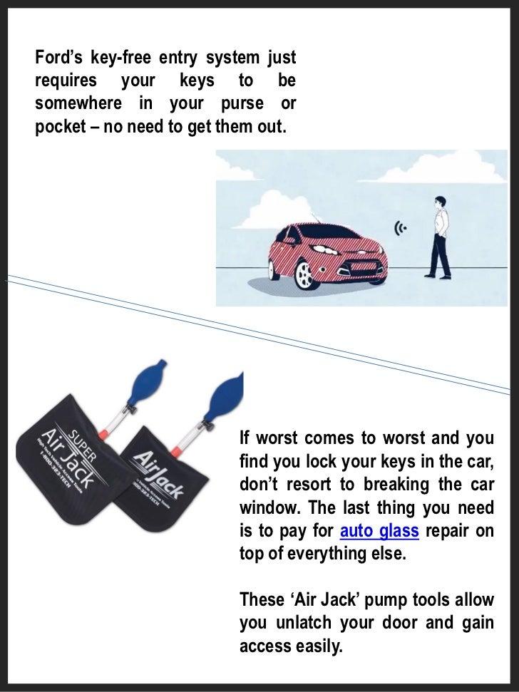 Lost or Locked-In Car Keys: Solutions
