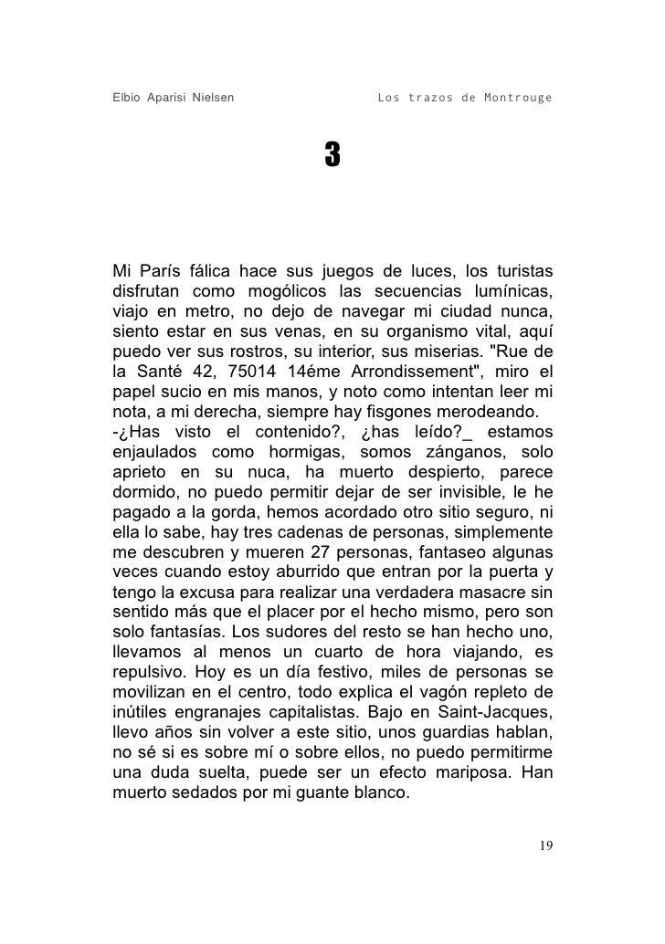 Elbio Aparisi Nielsen             Los trazos de Montrouge                                3   Mi París fálica hace sus jueg...