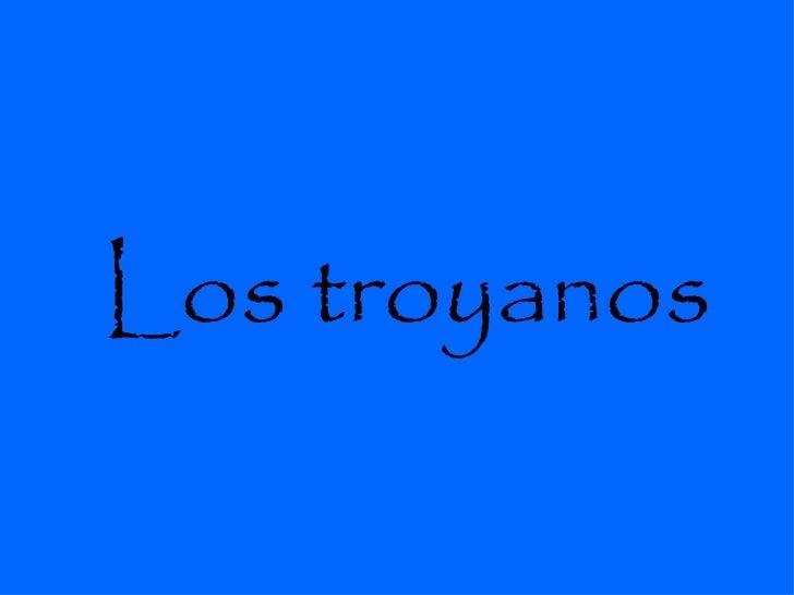 Los troyanos