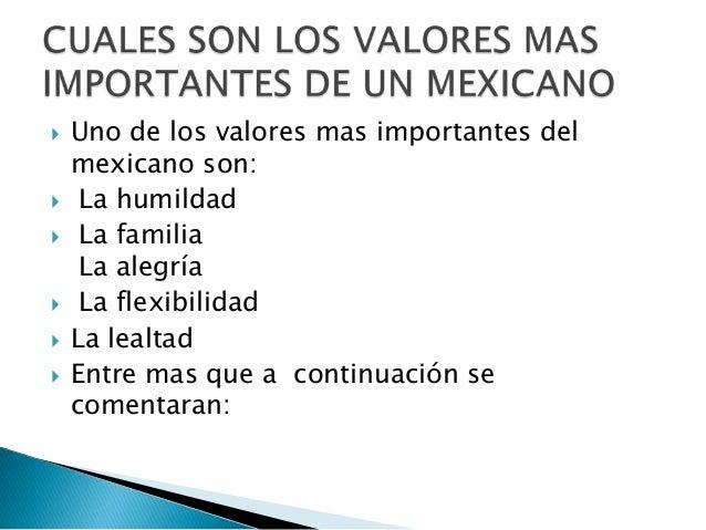 Los valores del mexicano diapositivas for Cuales son las caracteristicas de un mural