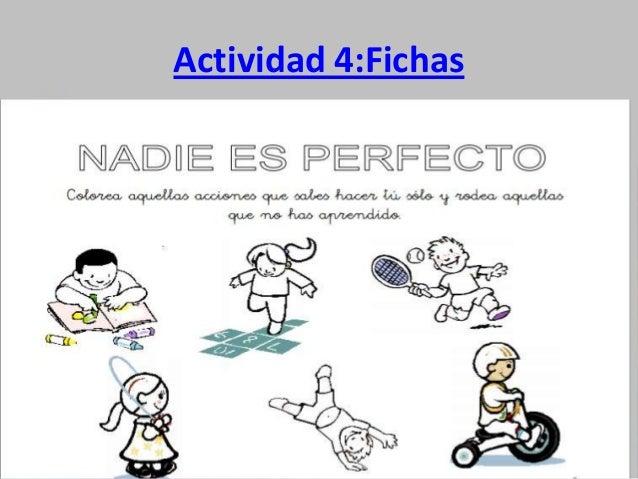 Actividad 4:Fichas