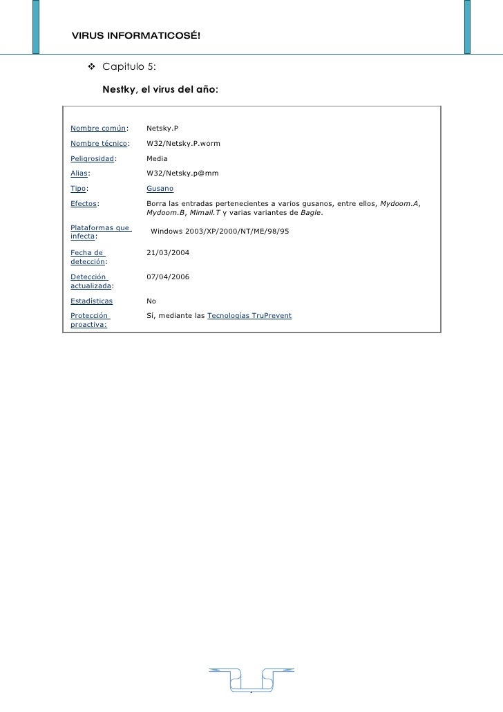 1 Mimail At Abc Microsoft Com: Los Virus Informaticos