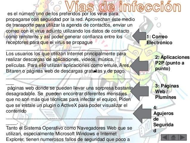 es el número uno de los preferidos por los virus para  propagarse con seguridad por la red. Aprovechan éste medio  de tran...
