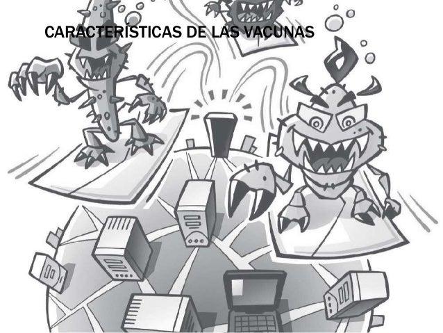 CARACTERÍSTICAS DE LAS VACUNAS