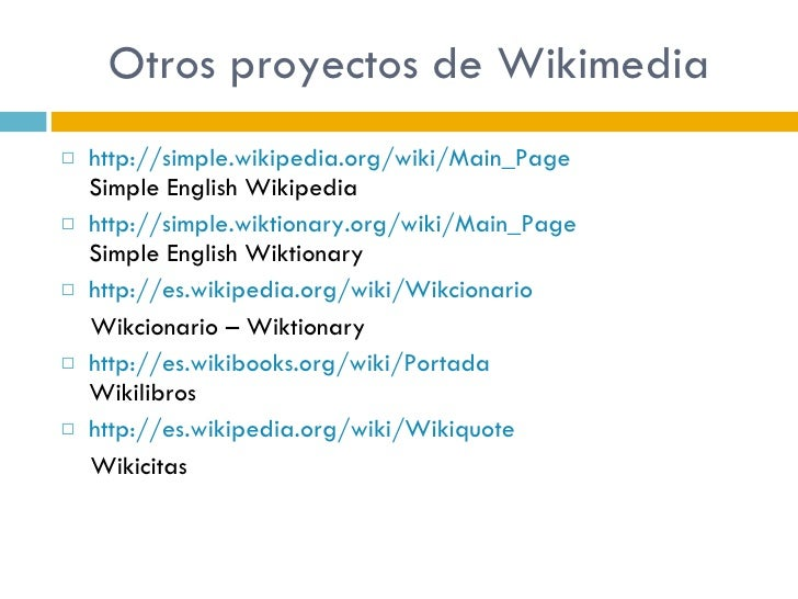 Las wikis como aulas colaborativas - photo#4