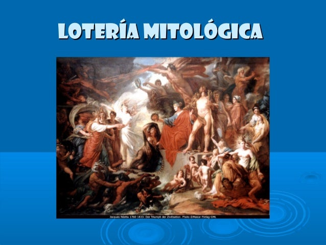 Lotería MitológicaLotería Mitológica