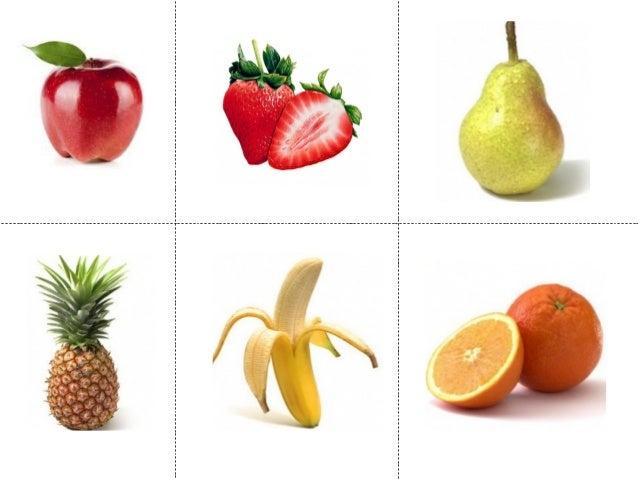 Loteria Y Memorama De Frutas Actividades 3 Y 4 De Noviembre