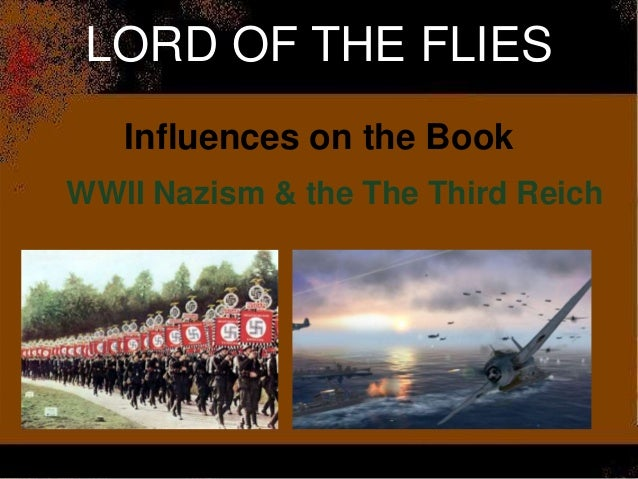 lord of the flies influence of Free essay: in the novel lord of the flies, by william golding the setting had a very strong influence in the actions and attitudes of the characters.