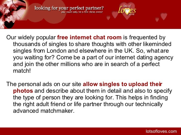 single male adult online dating sites Eharmony is an online dating website designed specifically to match single men and women with each other for long-term relationships i like that they can adult matchmaker is australia's largest online adult dating site for singles & couples looking for love or something a little bit naughty they have.