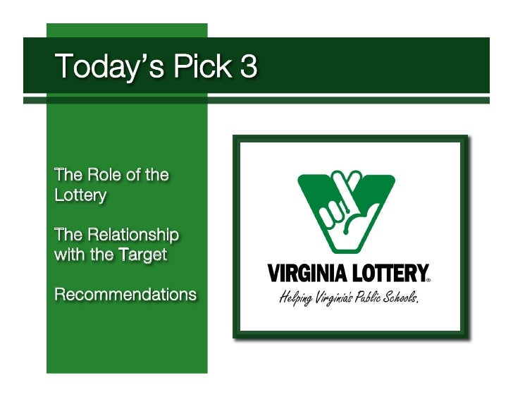 Va Lottery Results Pick 3 And 4 – Home Exsplore