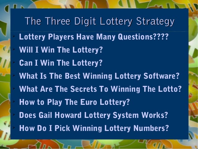 http://winlottery bestinfobooks com Lottery! How To Win The