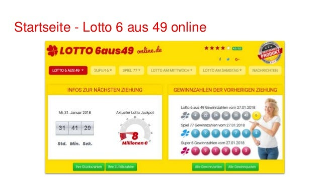 Lotto Gewinnabfrage Mit Quittungsnummer