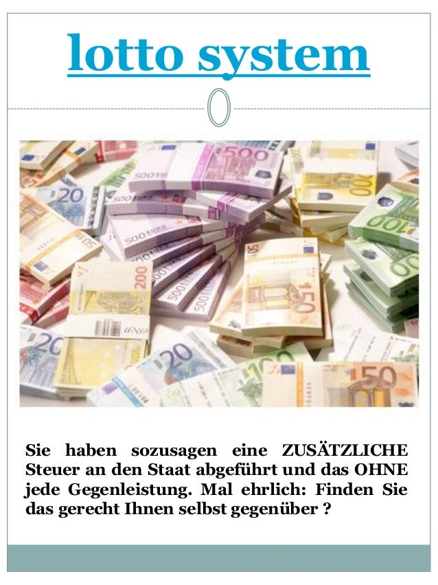 lotto spielen in zingst
