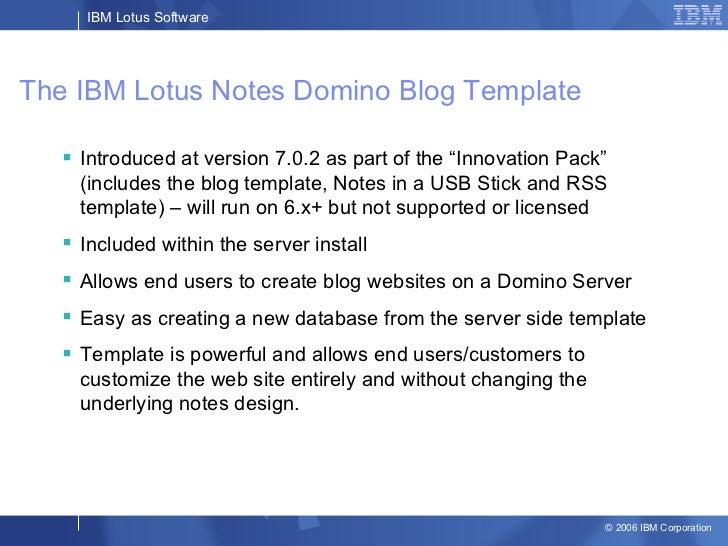 lotus notes templates lotus notes email ibm install