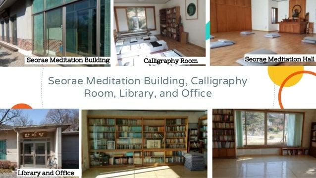Lotus Lantern Interntaional Meditation Center Temple Stay