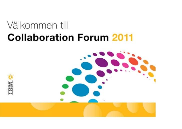 LotusLive, bättre än konkurrenterna! Matsberättar varförMats Holmberg, Collaboration Solutions Partner manager