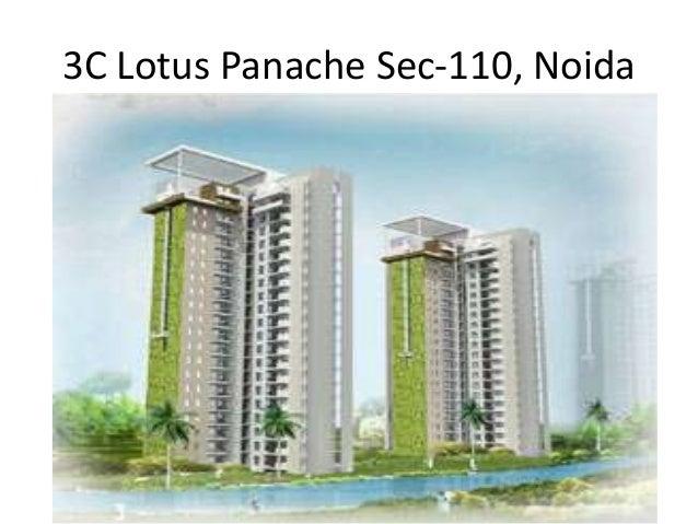 3C Lotus Panache Sec-110, Noida
