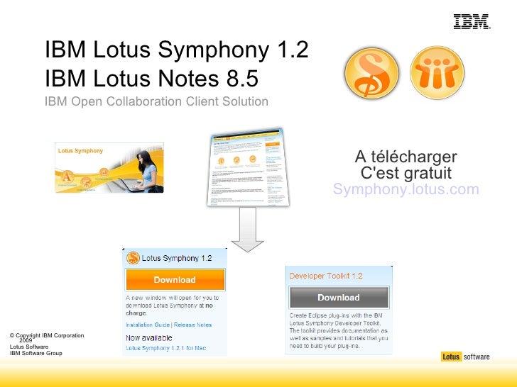 ibm lotus notes 8.5 tutorial pdf